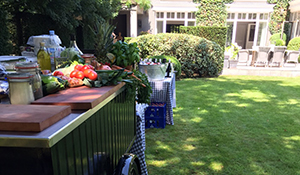 BBQ catering in België: culinaire housewarming