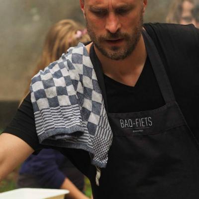 BBQ-chef Joeri