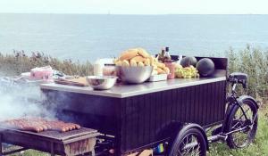 BBQ-catering op locatie – Markermeer