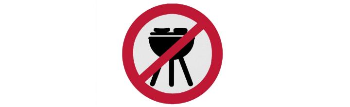 BBQ'en in 't Vondelpark mag niet meer (waar dan wel?)