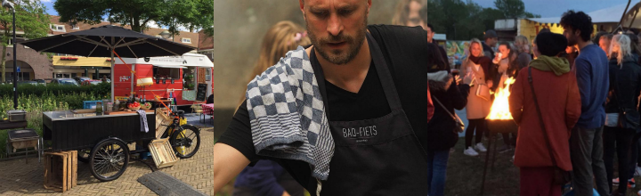 Culinair BBQ chef specialist Joeri