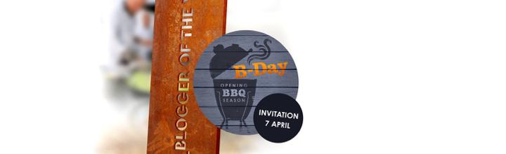 B-Day – de officiële opening van het BBQ-seizoen 2017