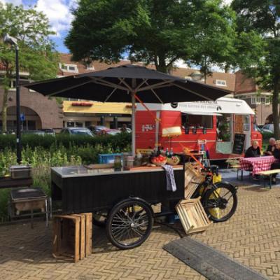 BBQ-fiets event