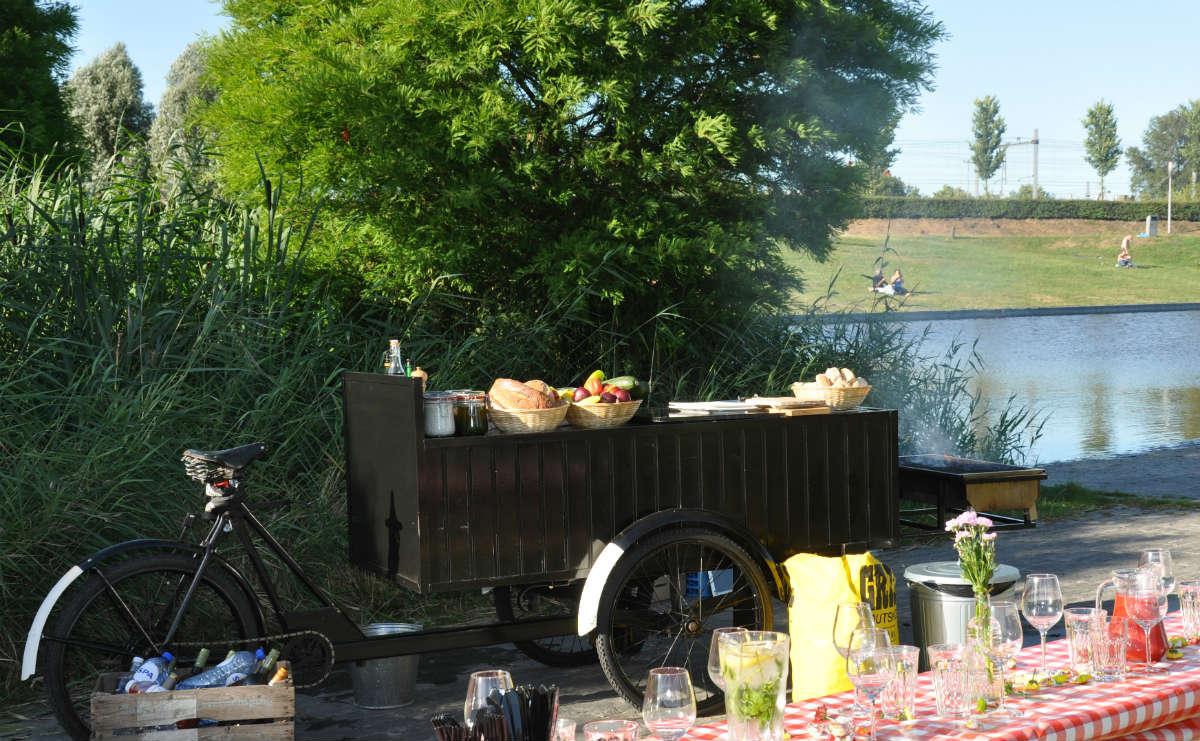 BBQ Westerpark Amsterdam