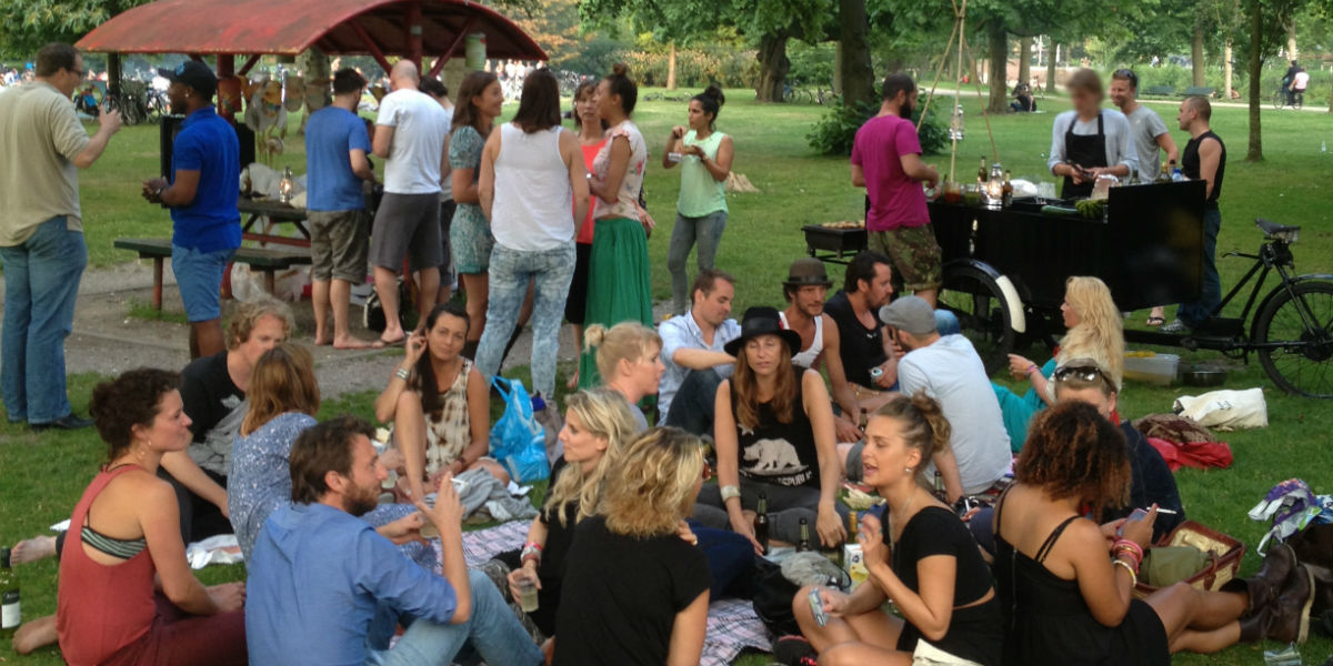 BBQ Westerpark