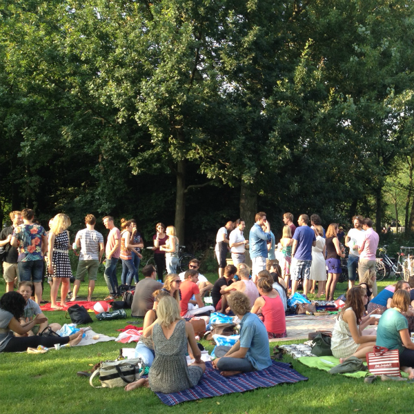 BBQ in 'n park - Amsterdam