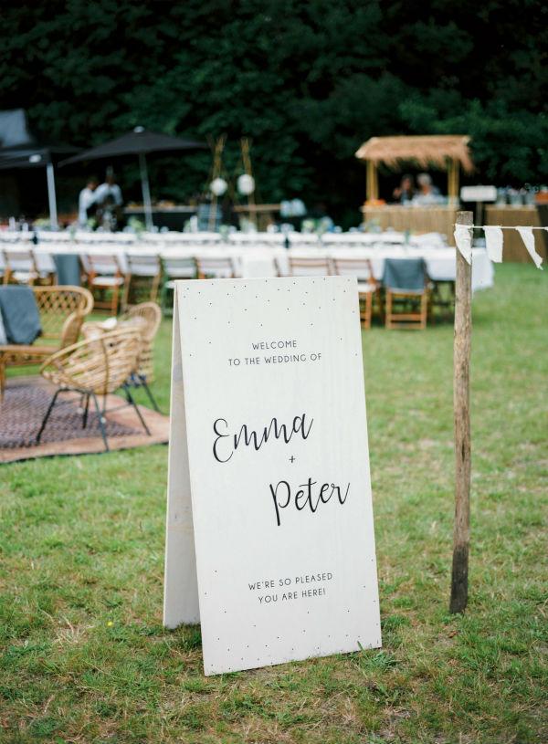 Aankondiging bruiloft - foto: Amanda Drost
