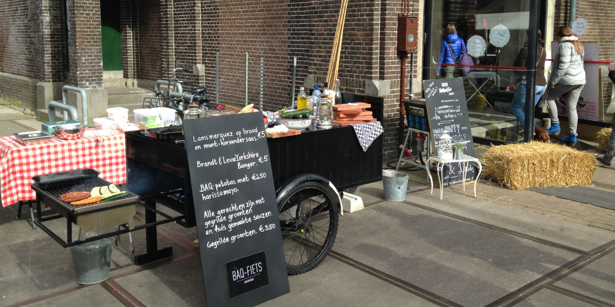 BAQ-fiets festival