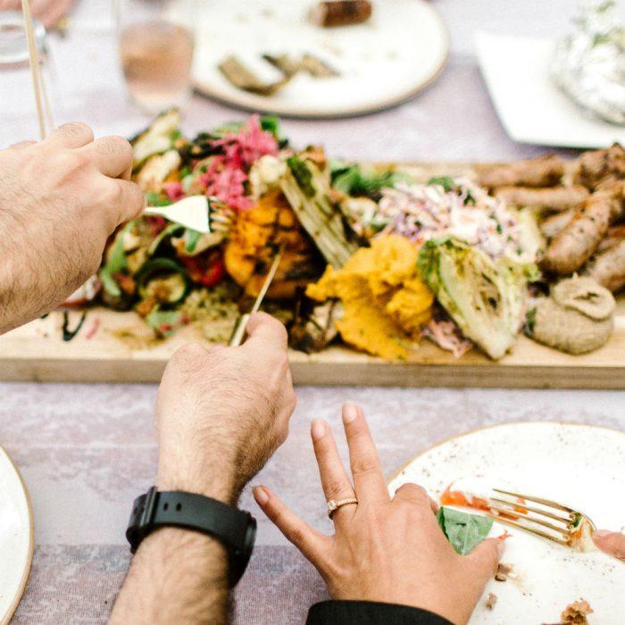 Buiten trouwen – mét BBQ