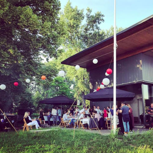 BBQ-catering op locatie - Amsterdamse Bos
