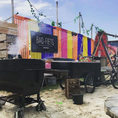 BBQ-catering DOK Amsterdam