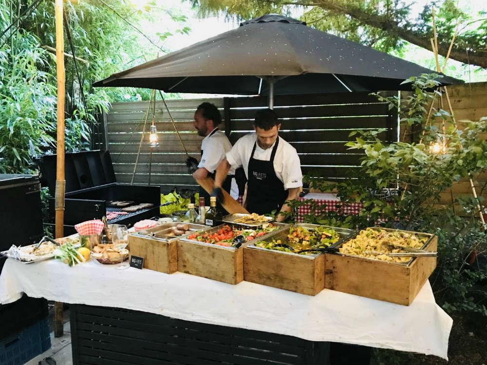 BBQ-catering op locatie - Amsterdam