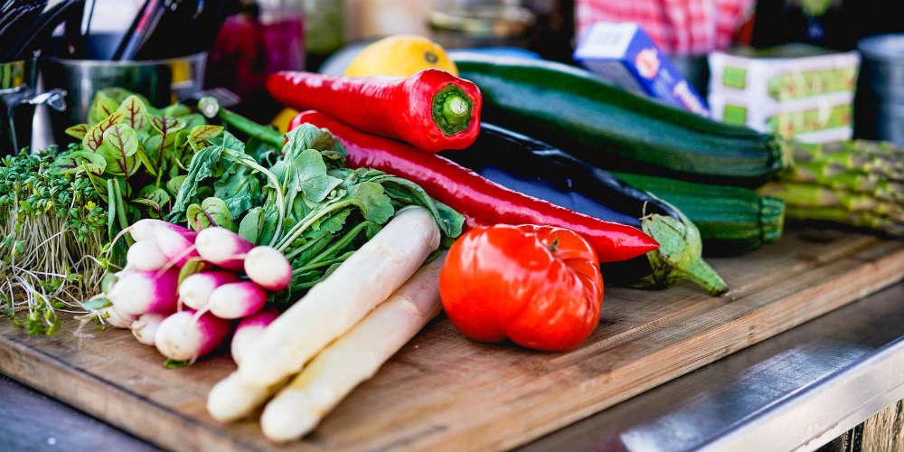 Groenten op de BBQ - foto: Ilsoo van Dijk