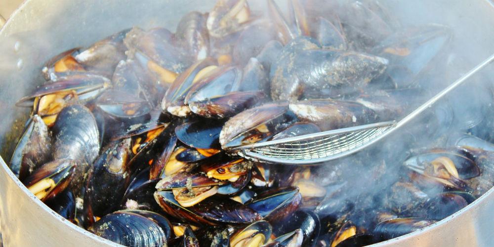 Mosselen op de BBQ: het klassieke recept