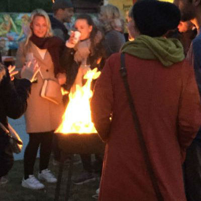 Barbecue @ the park - vuurkolf